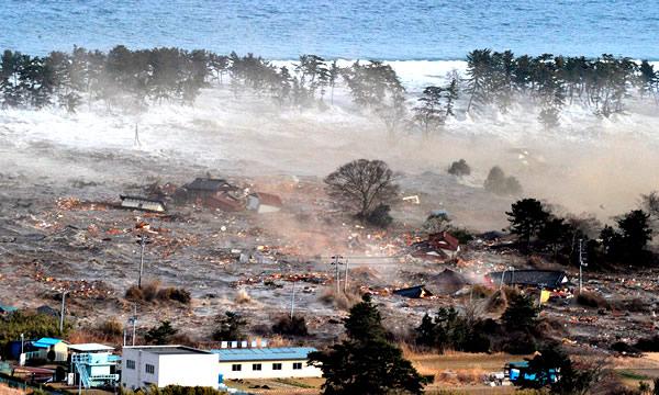 東日本大地震と被災者支援活動